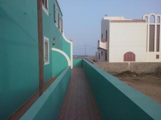 Apartment near the beach in Baía das Gatas - Sao Vicente vacation rentals