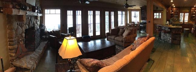 Gorgeous home on Skaneateles lake - Skaneateles Lake vacation rentals