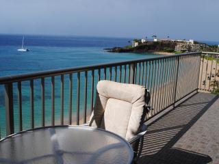 Luxurious Ocean Front 2BR/2BA - #1052 - Ka'anapali Beach - Kaanapali vacation rentals