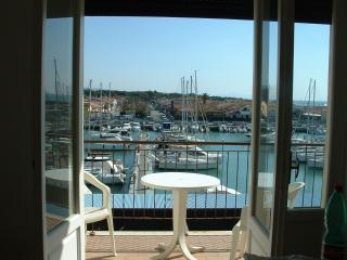 appartamento panoramico sul mare e porto - Marina Di Grosseto vacation rentals