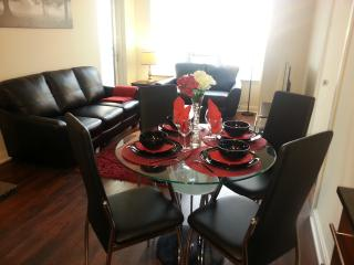 1108-Deluxe Two Bedroom Suite -  Ultra 4 - Mississauga vacation rentals