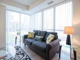 1805F - One Bedroom Condo - 300 Front S - Toronto vacation rentals