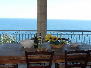 TORRENASPARO beachfront villa in relaxing place - Tiggiano vacation rentals