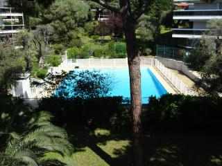 one bedroom holiday residence with swimming pool - Juan-les-Pins vacation rentals
