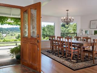 Unsurpassed Views on a 3-Acre Vineyard Estate - Sebastopol vacation rentals
