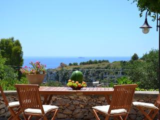 VALERIA sea view villa in peacefull place - Corsano vacation rentals