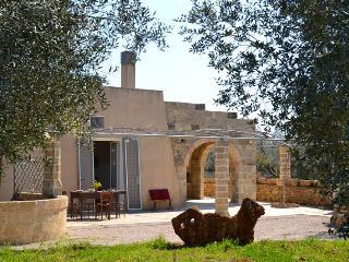IL CANTO DELLE CICALE Characteristic trulloSalento - Alessano vacation rentals