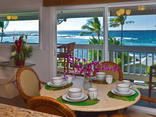 Kahaluu Bay Across from Snorkel Beach - Ocean View - Kailua-Kona vacation rentals