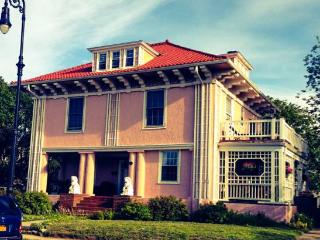 Beach Side Historical Mini Mansion  Summer Rental - Long Beach vacation rentals