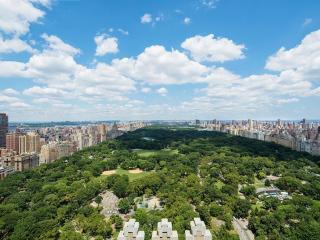 Unobstructed Central Park Views 2 BR Essex House - Manhattan vacation rentals