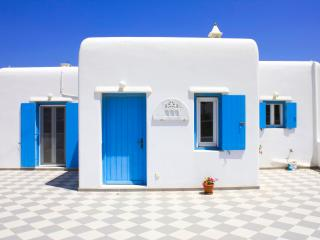 Modern Mykonian Villa: Sea-View, Balcony, Neartown - Mykonos Town vacation rentals