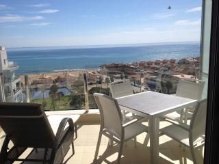 penthouse with phenomenal sea view - La Mata vacation rentals