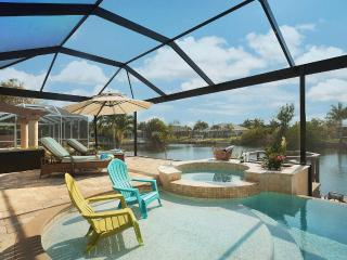 Villa Oasis - New! Pool, Jacuzzi & Gulf Access - Cape Coral vacation rentals