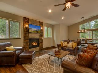Whispering Pines - Built in 2016, HDTVs, Two Fireplaces, BBQ, Bocce, Spa, Foosball, Arcade - South Lake Tahoe vacation rentals