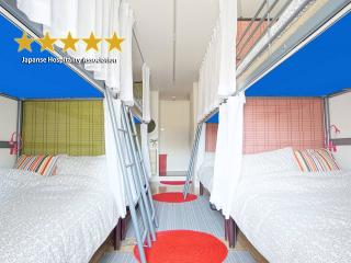 Beside of Nankai Namba St. - Woman's Dormitory A - - Osaka vacation rentals
