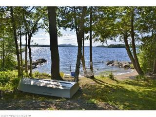 Private beachfront oasis on Green Lake near Acadia - Ellsworth vacation rentals
