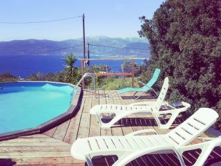 Gorgeous villa with amazing views - Calcatoggio vacation rentals
