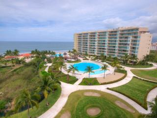 Bright Condo with Internet Access and Parking Space - Nuevo Vallarta vacation rentals