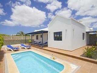 Casa Palmera - near Rubicon Marina - Playa Blanca vacation rentals