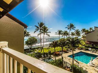 Kapaa Shore Resort #324, Ocean View, Washer/Dryer, Great Location and Views! - Kapaa vacation rentals