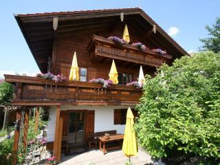 Vollbiolog.Holz-Landhaus,ruhige Lage mit Bergblick - Traunstein vacation rentals
