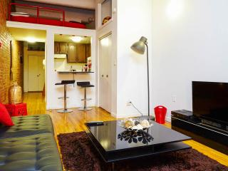 Charming large studio Union Square - New York City vacation rentals