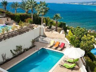 Luxury sea front villa in Paphos - Kissonerga vacation rentals