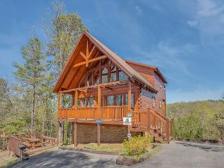 Beautiful Cabin LOADED w/ Amenities!!! Sleeps 10. Summer from $199!!! - Sevierville vacation rentals