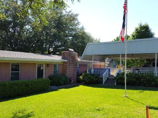 Open Waterfront - Lake LBJ Lakehouse - Kingsland vacation rentals