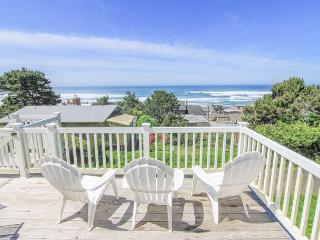 Ocean View Home in Road's End, Great Amenities, Easy Beach Access Nearby - Lincoln City vacation rentals