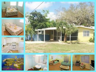Cute, Clean Cottage in Crystal Beach - Crystal Beach vacation rentals