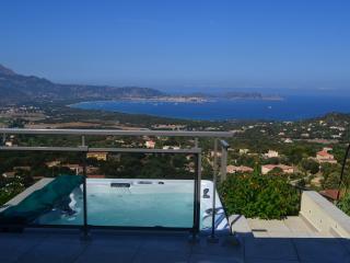 Villa avec vue imprenable sur le golfe de Calvi - Lumio vacation rentals