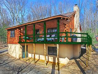 Real Log Cabin  - Poconos -  Beltzville Lake - Lehighton vacation rentals