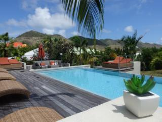 Clothing optional vacation in St Martin : the Jardin d'O - Saint Martin vacation rentals
