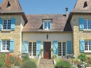 6 bedroom House with Dishwasher in Saint-Rabier - Saint-Rabier vacation rentals