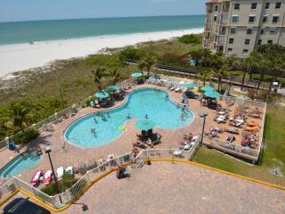 BEACHFRONT SUNSET VISTAS #407-W - 1 NIGHT MINIMUM - Treasure Island vacation rentals