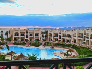 Elite apartment sunny lakes resort with pool view - Sharm El Sheikh vacation rentals