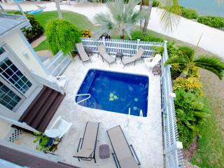 5004 Hawks Cay 3 BR / 3 BA  Private Pool Duck Key - Duck Key vacation rentals