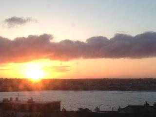 Spectacular views from Deck and Hot Tub - Kilkee vacation rentals