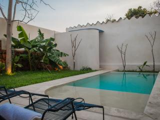 "LUXURIOUS PRIVATE ROOM AT COLONIAL ""CASA DIEGO"" - Merida vacation rentals"