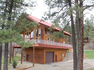 Red Top Lodge is a luxury vacation home in the San Juan River Village. - Pagosa Springs vacation rentals