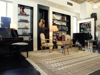Luxury Designer Villa heart of Tel-Aviv /Beach - Tel Aviv vacation rentals