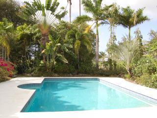 Plantation Cottage with Large Pool - Saint John Parish vacation rentals
