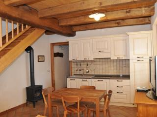Bright 1 bedroom House in Sagliano Micca with Dishwasher - Sagliano Micca vacation rentals