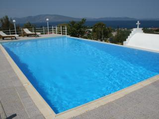 Luxurious Villa With An Amazing Swimming Pool - Arkitsa vacation rentals