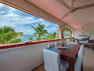 Bright, Spacious and Comfortable Duplex with Lovely Views on the Simpson Bay Lagoon - Sandy Ground vacation rentals
