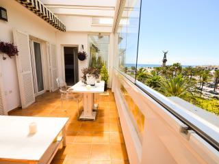 Penthouse in 1.line beach complex - Puerto José Banús vacation rentals