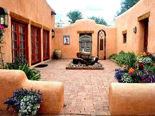 Easy walk to Plaza- a true Creme de la Creme vacation rental-private setting - Taos vacation rentals