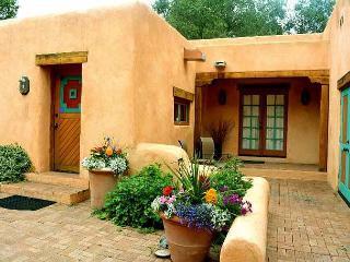 Easy walk to Plaza- a true Creme de la Creme vacation rental-private setting - Taos vacation rentals
