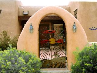Casa Indio  Panoramic Mountain View Pool Tennis Hot Tub high speed internet - Arroyo Seco vacation rentals